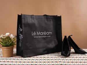 LM Woven Bag