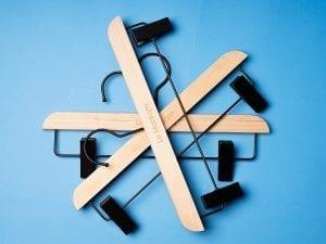 """LM Wooden Hanger – """"RHEA"""""""