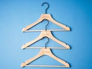"""LM Wooden Hanger – """"ATHENA"""""""