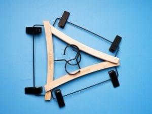 """LM Wooden Hanger – """"THALIA"""""""
