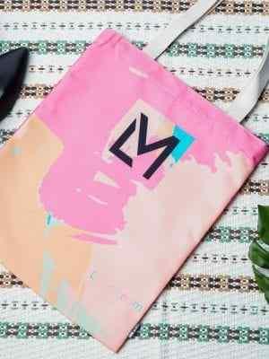 LM TELEKUNG BAG – The Pink Epitome Series