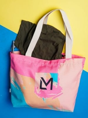 LM BABY BAG – THE SUNKISSED VERSION