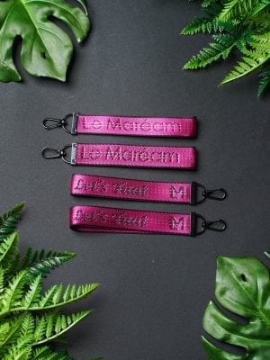 """LM Keychain """"Let's Taat"""""""